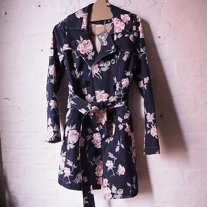 Ladies Joe Browns Vintage Floral Style Coat, UK 10.