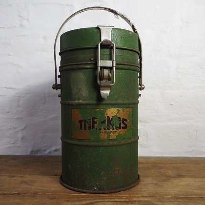 WW2 Food Field Canister Thermos Original