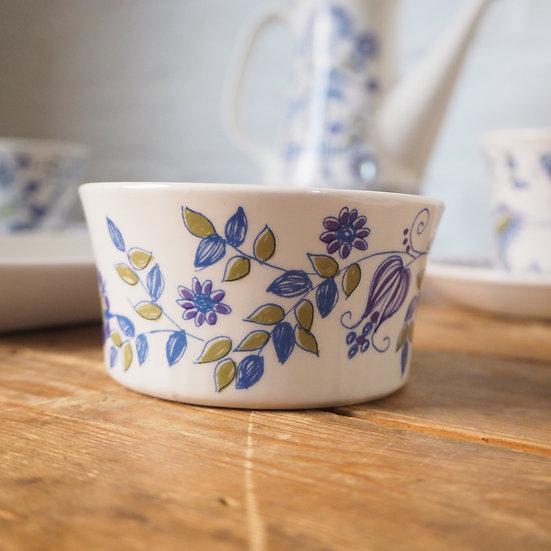 Norwegian Art Pottery Figgjo Turi Design Lotte Sugar Bowl