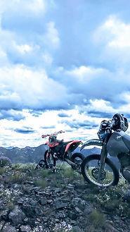 bikes at mine.jpg
