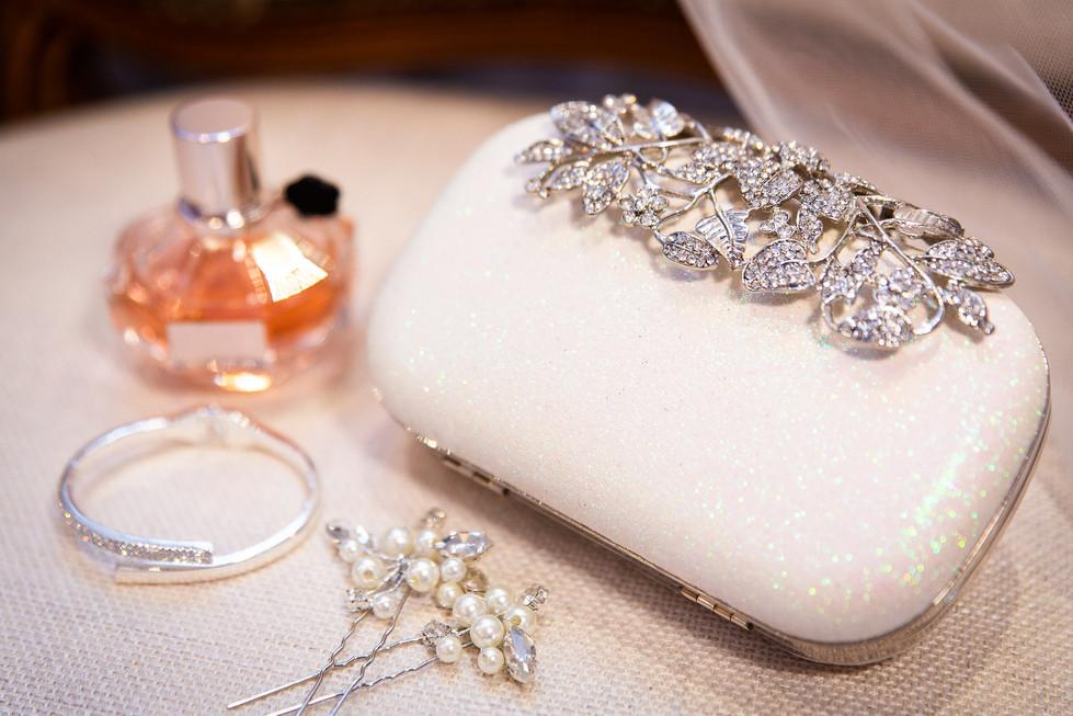 Parfüm Armreif Accessoires Getting Ready Braut