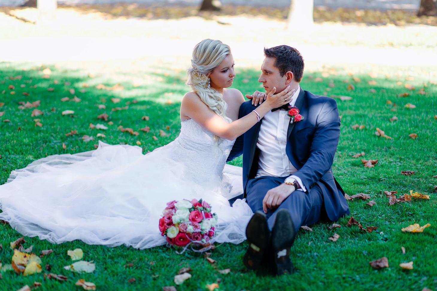 Brautpaarshooting Schwetzinger Schlossgarten Fotoshooting