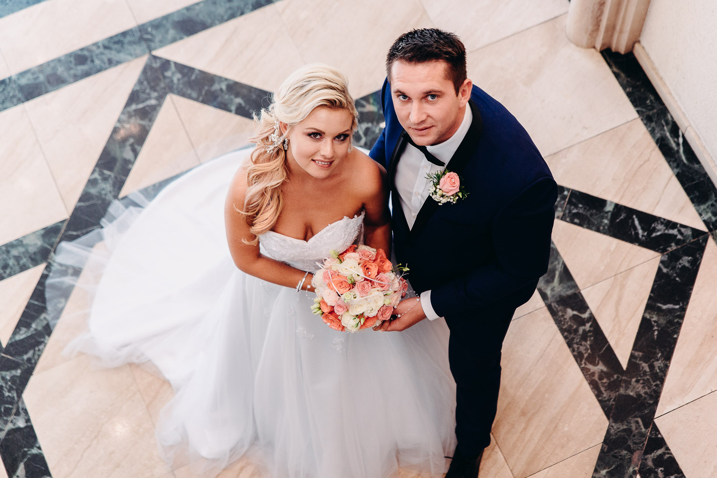 Brautpaar Traumpaar Hochzeitsshooting