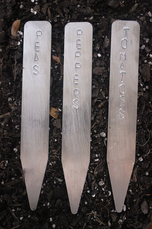 5 Pack Gardeners Special Treadlite Plant Markers