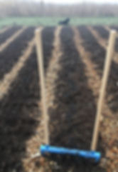 Treadlite Broadfork - 5 tine cultivator
