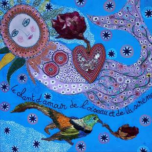Le chant d'amour de l'oiseau et de la si