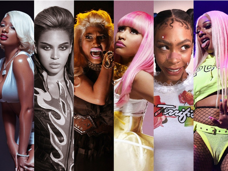 Female Rappers: Empowering or Disempowering?