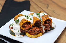 Paleo-W30 Beef and Butternut Cannelloni.