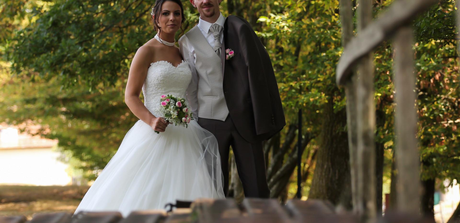 Mariage Arnaud et Charlène