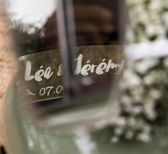 Mariage Léa & Jéremy