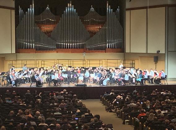 ILMEA Concert Band Festival