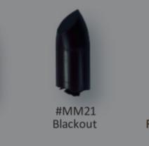 BlackOut Lip Stick