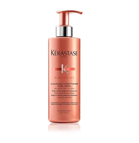 Kerastase Discipline Cleansing Conditioner Curl Idéal