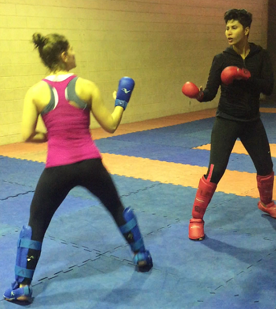 Personal Trainer, Karate