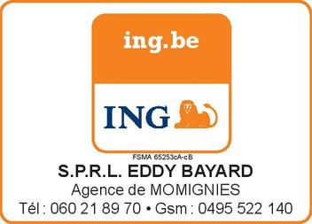 ING - SPRL Eddy Bayard