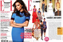 parution Elle octobre 2012