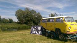 Vdub at the Pub
