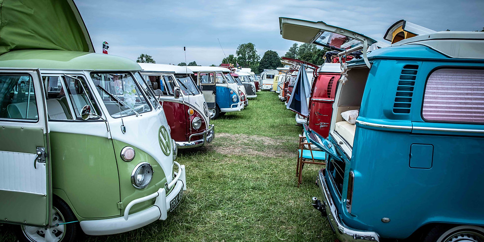 Vdub at the Pub 2021 Show, Camping, Cycle & Glamping Tickets