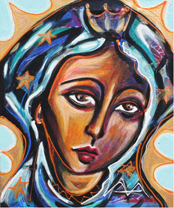 alex-alferov-alferov-media-acrylic-painting-blue-madonna