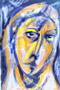 alex-alferov-alferov-media-acrylic-on-paper-cultural-madonna-virgin