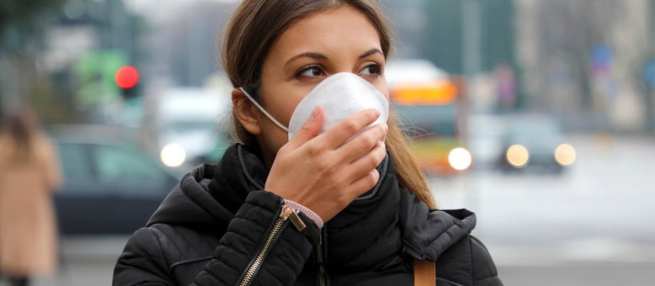 BAD BREATH AND DRY MOUTH FROM THE USE OF PROTECTIVE MASK