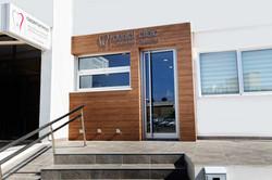 entrance dental clinic pafos