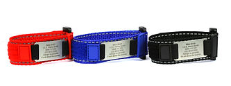Roccet Vee wristband, great for mountain bikers