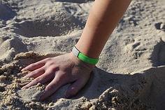 Roccet Slim wristband