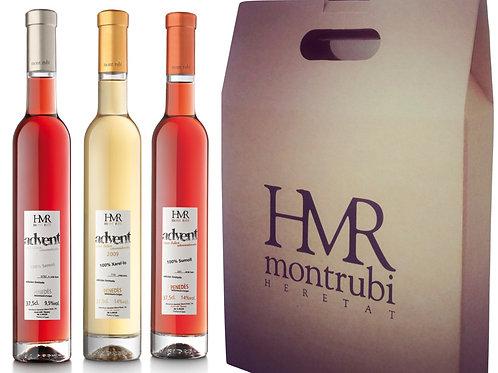 Pack Vinos Dulces de MontRubí