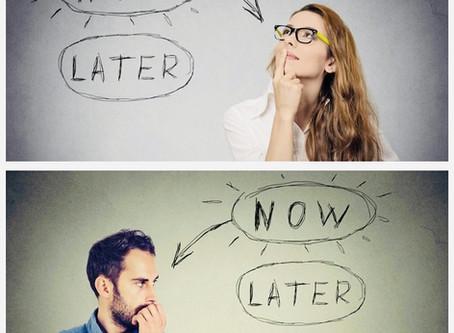 Stop a la procrastinación