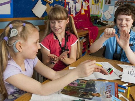 Necesidades del alumnado sordo
