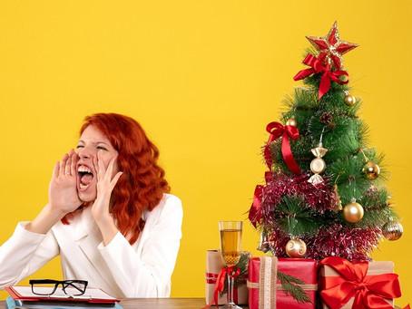 Navidad, consumismo e hijos.