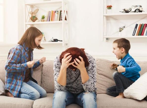 celos infantiles, rivalidad entre hermanos