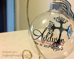 Personalized Ornamements
