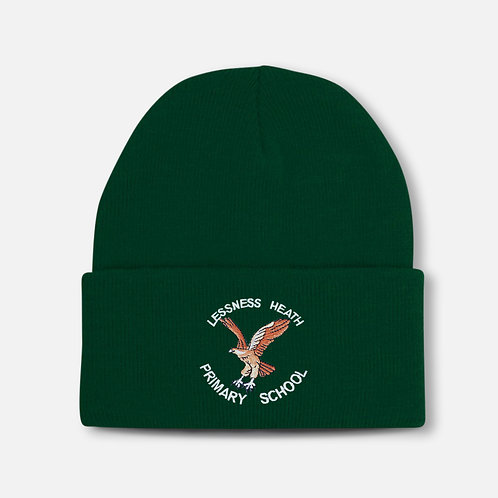 Lessness Heath winter hat