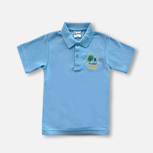 The Bedonwell Federation polo shirt