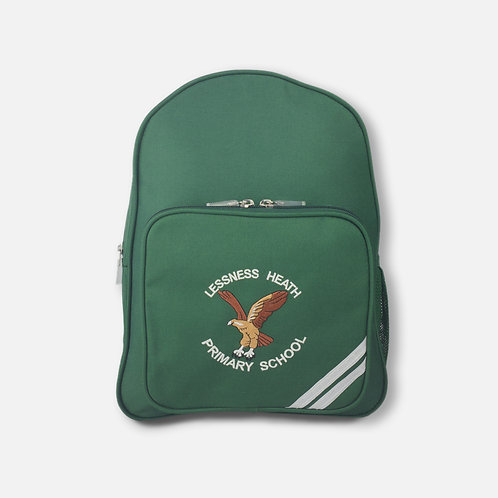 Lessness Heath infant back pack