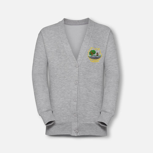 The Bedonwell Federation sweatshirt cardigan