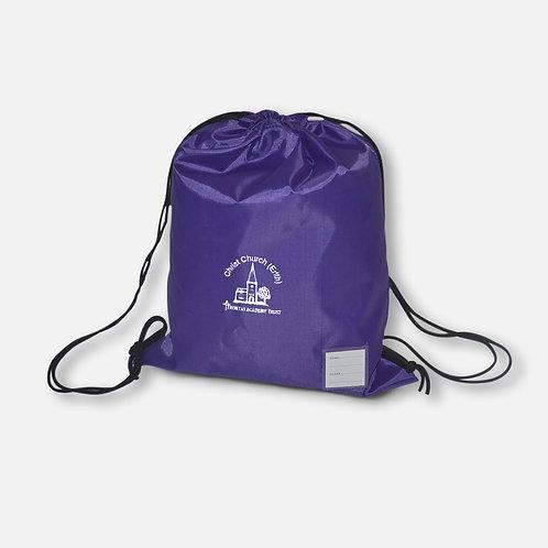Christ Church P.E. bag