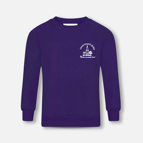 Christ Church sweatshirt