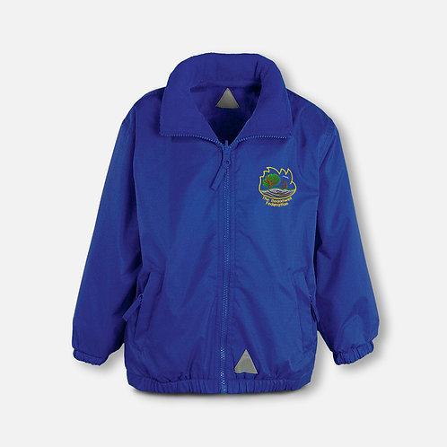 The Bedonwell Federation reversible fleece jacket