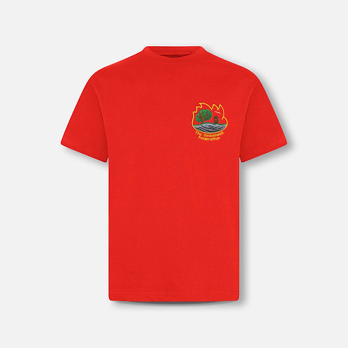 The Bedonwell Federation house colour t-shirt