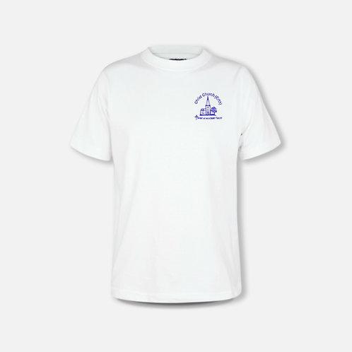 Christ Church P.E. t-shirt
