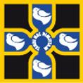 St Columba's badge