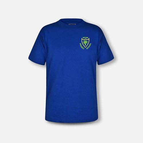 Upton P.E. t-shirt