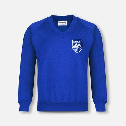 Belmont sweatshirt
