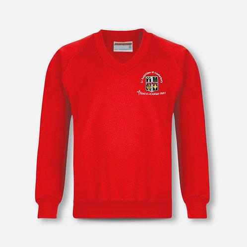 St Augustine sweatshirt