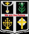 St Augustine badge