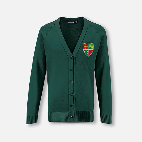 St. Thomas More cardigan