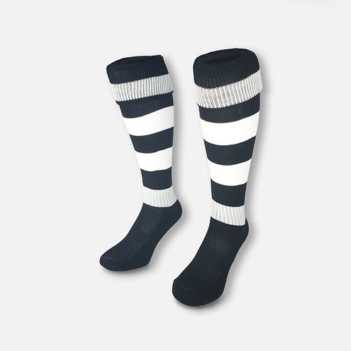 St. Columba's games socks